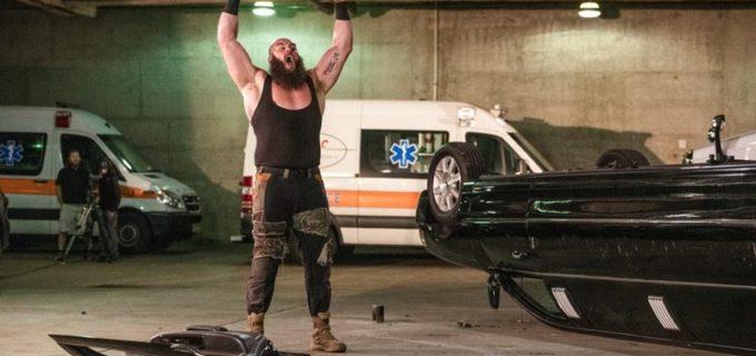 【WWE】ストローマン、ビンス会長のリムジンを破壊して王座挑戦権を剥奪される
