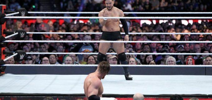 【WWE】ヒデオ、戸澤のクルーザー級王座奪取ならず