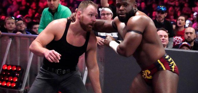 【WWE】IC王者アンブローズ、ダーティ・ディーズ一撃で王座防衛