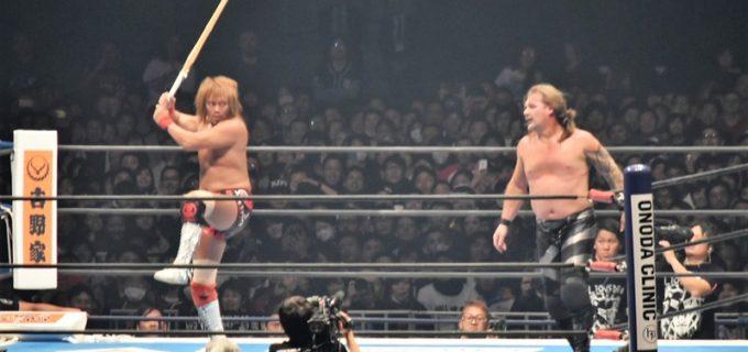 【新日本】ノーDQマッチは内藤がジェリコに激勝!IWGPインターコンチネンタル新王者となる!<1.4東京ドーム>