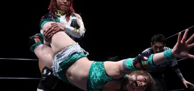 【REINA】1.27(日)新木場大会 CMLL世界女子選手権は王者・マルセラが本間多恵との3本勝負を制し防衛に成功