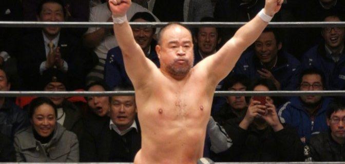 【編集長コラム】「KING OF HIP」越中詩郎の「ケツ爆弾」よ、永遠なれ!