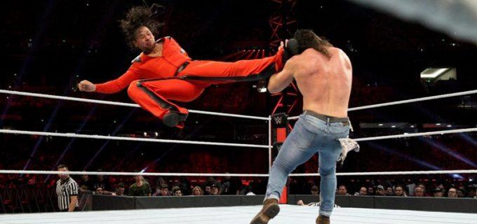 【WWE】中邑、ナイアも出場した30人ロイヤルランブル戦をロリンズが制す!