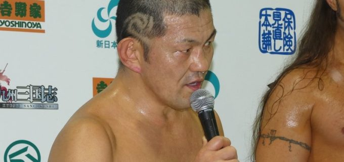 【新日本】怒りの鈴木みのる「第0試合、東京ドームで試合がない以上に、これ以上にない屈辱だ!」