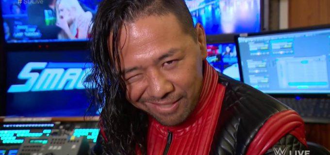【WWE】中邑、妻のリベンジ狙うルセフをキンシャサで返り討ち