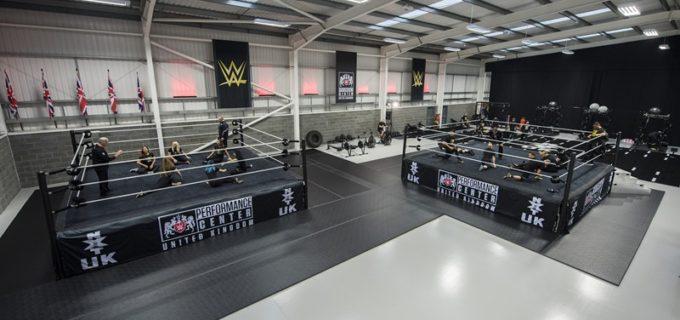【WWE】イギリスにアメリカ国外初のWWEパフォーマンスセンターをオープン
