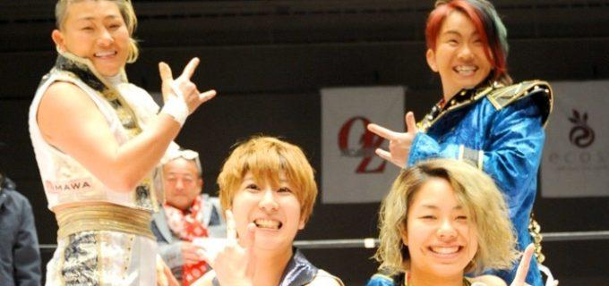 【OZアカデミー】1.14(月祝)宮古島大会開場前にMission K4が子供向け体操教室を開催!