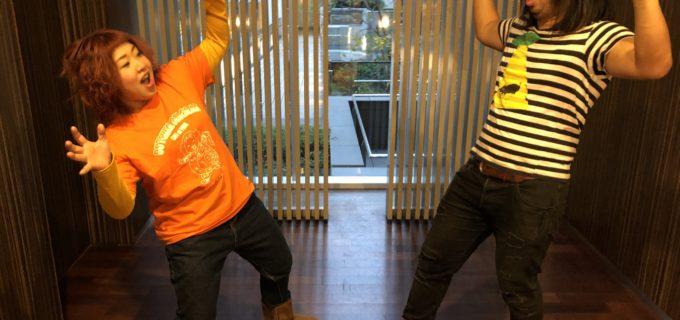 【YMZ】米山香織がフリーとなった遊馬と遭遇!遊馬のゲリラ所信表明をYouTubeにて公開!