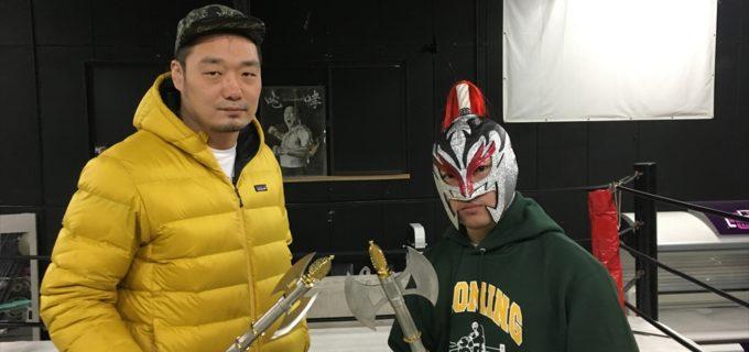 【ZERO1】1.29(火)名古屋大会全カード決定!NWAインターコンチネンタルタッグタイトルへ挑戦の佐藤耕平&SUGIがコメント