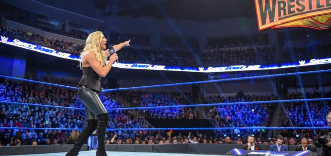 【WWE】「これは運命」レッスルマニア出場のシャーロットがベッキーを皮肉る