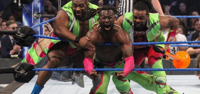 【WWE】王者ブライアンがコフィ・キングストンに不覚!PPV「ファストレーン」でWWE王座戦