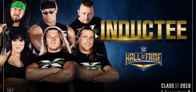【WWE】D-Generation Xが2019年のWWE殿堂入り