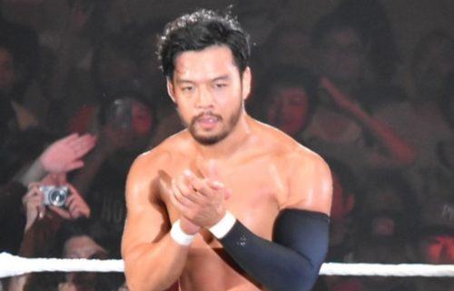 【WWE】ヒデオ・イタミの退団を正式に発表
