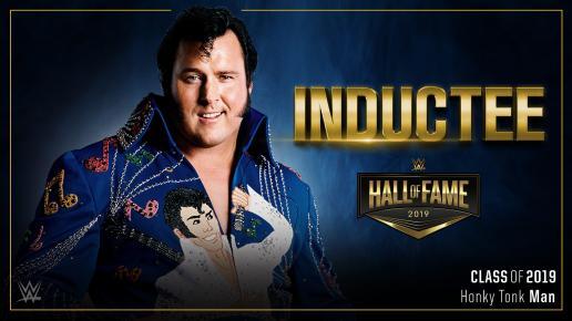 【WWE】ホンキー・ トンク・マンが2019年のWWE殿堂入り
