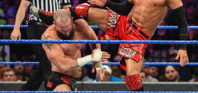 【WWE】戸澤、マリアの介入でケネリスに惜敗