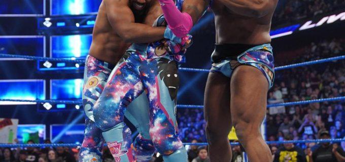 【WWE】キングストンがついにレッスルマニア行き!WWE王者ブライアンに挑む