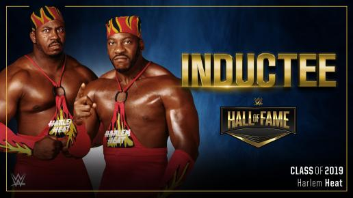 【WWE】ハーレム・ヒートが2019年のWWE殿堂入り