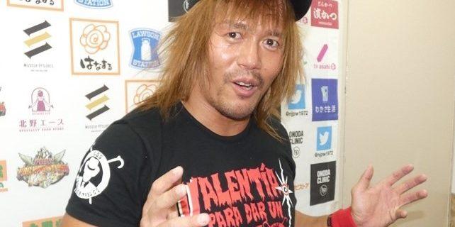 【新日本】内藤「期待はずれの飯伏幸太じゃなく、期待以上の飯伏幸太が尼崎のリングで俺の目の前に立ってくれることを楽しみにしてますよ」