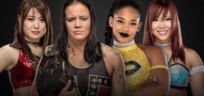 【WWE】フェイタル4ウェイNXT女子王座戦を控えるカイリ&イオが「なめんなよ」ビアンカと火花