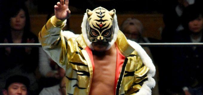 【ダイナマイト・キッド追悼興行】タイガーマスク「師匠を超えるという自負を持って、これからも新日本プロレスで戦っていきたい」