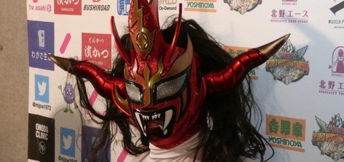 【新日本】ライガーがIWGPジュニア王者・石森に敗れる!「ファンの皆さんには申し訳ない、またいろいろ語らせてもらいます」<3.6大田区>