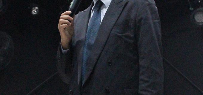 【アイスリボン】佐藤肇社長がリングに上がりTeam DATE退団を発表