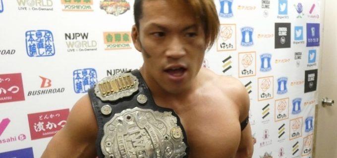 【新日本】4.6(土)MSGで3WAYマッチ決定の石森「ROHはバンディード、CMLLはドラゴン・リー。それで新日本は、イシモ・リー!おもしろそうじゃねえかよ」