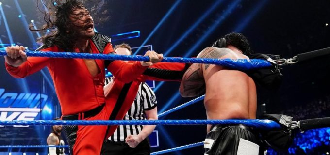 【WWE】「レッスルマニアの出場権ゲット!」中邑&ルセフのスマックダウンタッグ王座挑戦が決定!