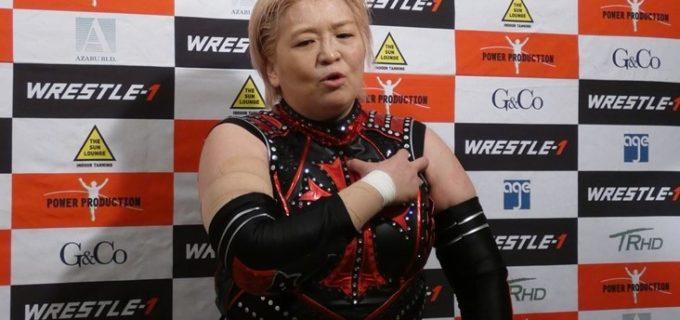 【W-1】堀田祐美子が敗戦の才木玲佳をまたも称賛!「ハートが強い、絶対にフォールを獲ってやろうという気持ちを感じた」