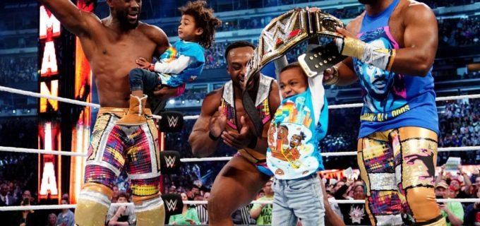 【WWE】<レッスルマニア35>キングストンがブライアンを下す大金星!11年越しの夢を叶えて新WWE王者に!