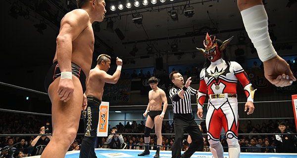 【新日本】ライガー「引退させたいなら早く引退させろよ。させられるモンならな。俺に負けたとき、アイツはどういう減らず口を叩くんだろうな?『引退する人間に負けました、俺が引退します』って言うのか?なら俺は命がけで勝ちにいくわ!」