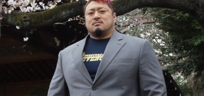【火野裕士選手インタビュー】プロレスリングZERO1に新入団、唯一無二の火野裕士スタイルに迫る!
