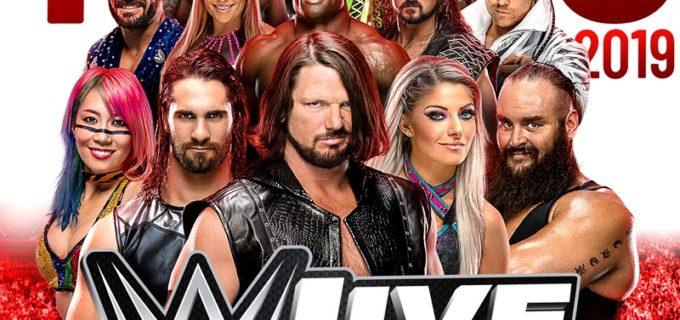 【WWE Live Tokyo】最新の来日メンバーが発表!6月28日(金)、6月29日(土)の両日、東京・両国国技館で開催
