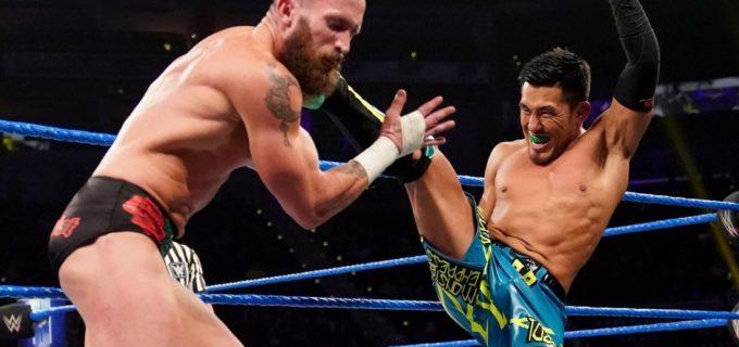 【WWE】戸澤、ノーDQ戦で因縁のケネリスを撃破
