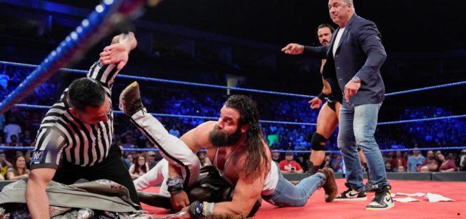 【WWE】レインズのスピアー2発でRトゥルースが24/7王座返り咲き
