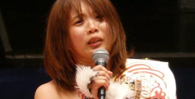 【東京女子】中島翔子が山下実優を破りTOKYOプリンセス・オブ・プリンセス新王者に!サンダー・ロサが次期挑戦を表明!