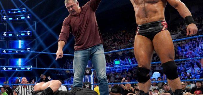 【WWE】レインズがリマッチ勝利もシェインとの遺恨激化
