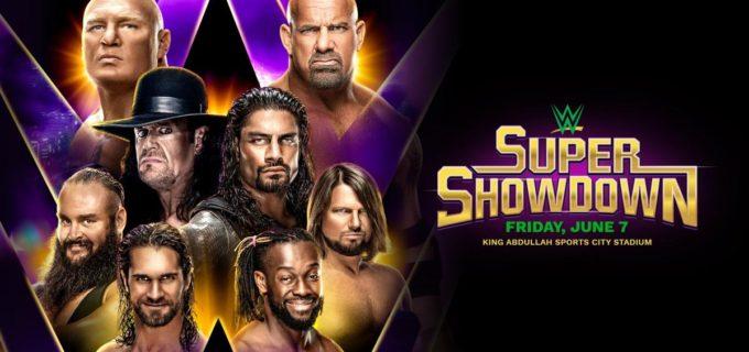 【WWE】WWEサウジアラビア公演でアンダーテイカー対ゴールドバーグが決定!!