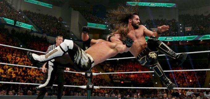 【WWE】王者ロリンズがAJスタイルズとの初対決を制して王座防衛!