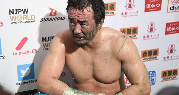 【新日本】田口隆祐「『優勝できたらいいな』なんて思ったりしてます。ハイ…。まあ無理でしょうけど…まあ無理でしょう。まあ無理です。ハイ、無理です。ハイ、優勝は無理です。期待しないで下さい。応援はして下さい。でも期待はしないで下さい。プレッシャーに負けるんで」