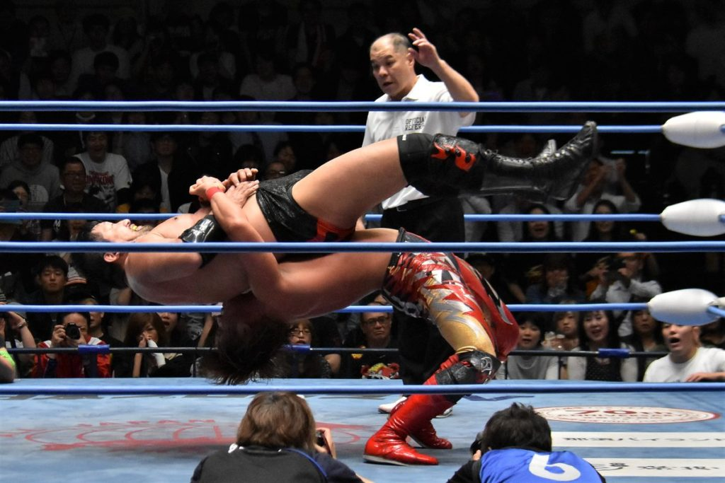 """AJPW: """"Super Power Series 2019"""" Tres títulos en juego 5"""