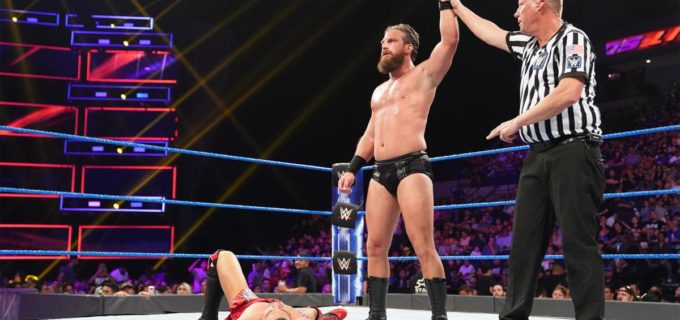 【WWE】戸澤の敗戦で混沌とするクルーザー級王座戦線