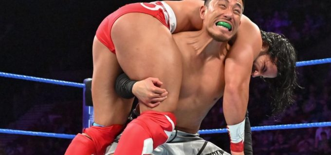 【WWE】戸澤、再びニースと激突も王座挑戦権獲得ならず