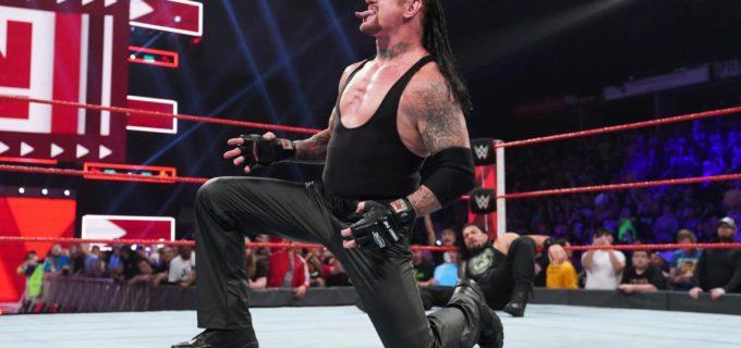 【WWE】レインズ&アンダーテイカーがPPV「エクストリーム・ルールズ」でタッグ戦