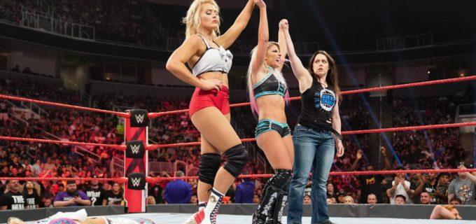 【WWE】王者組ベッキー&ベイリーが敗戦で王座戦に暗雲