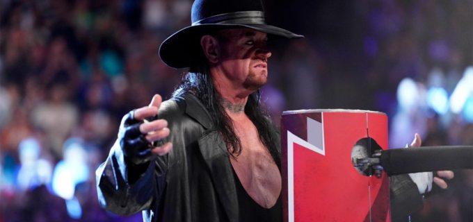 【WWE】アンダーテイカーがロウ降臨「ゴールドバーグ、次はお前だ!静かに眠れ」