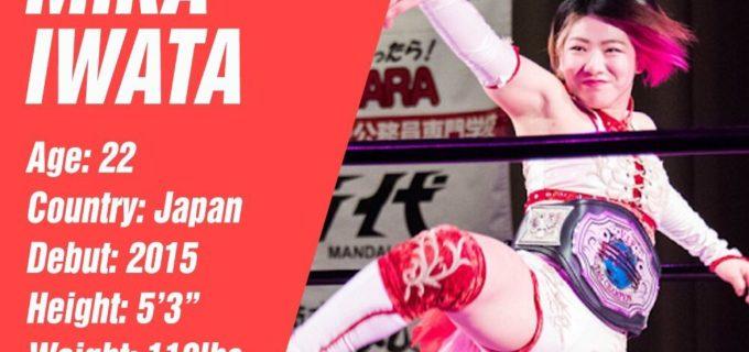 【仙女】里村明衣子に続き岩田美香が イギリスのアパレルブランドSPLXのサポートレスラーに!