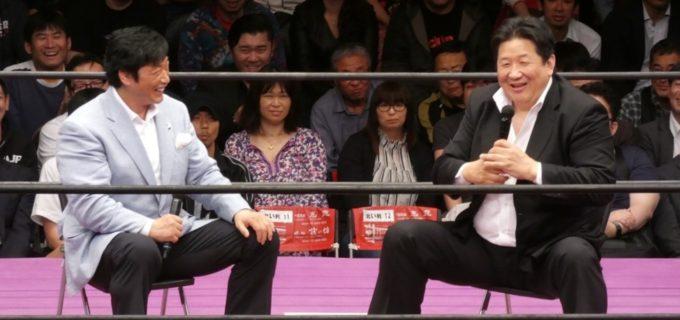 【小橋建太プロデュース興行】6.10(月) 『Fortune Dream 6』前田日明氏との共通点はお互いにスタン・ハンセンにやられやすかった                  !