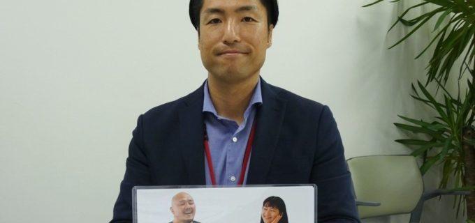 """【特別インタビュー】""""撮れ高100%""""岡林裕二選手をモデルに起用した企業に聞く、その理由と狙いとは?"""