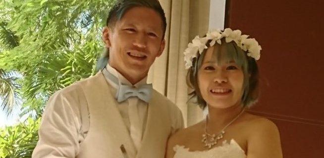 DDT所属の大石真翔とWAVEを引退した大畠美咲が子供を授かったことを報告 現在5カ月